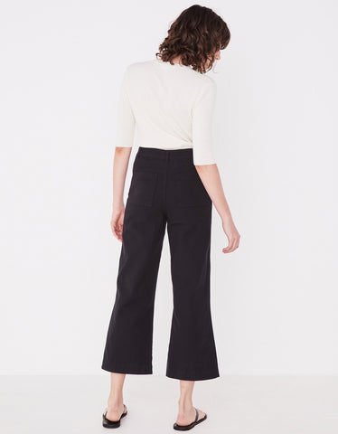 Assembly Label Tala Canvas Pant Black