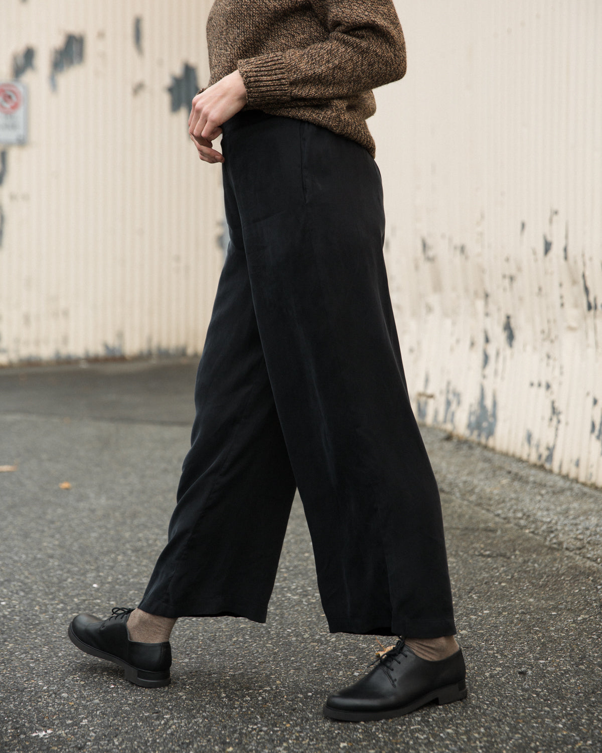Assembly Label Bellevue Pant Black