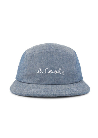 Barney Cools FIVE-0 Deluxe Cap Chambray - Still Life
