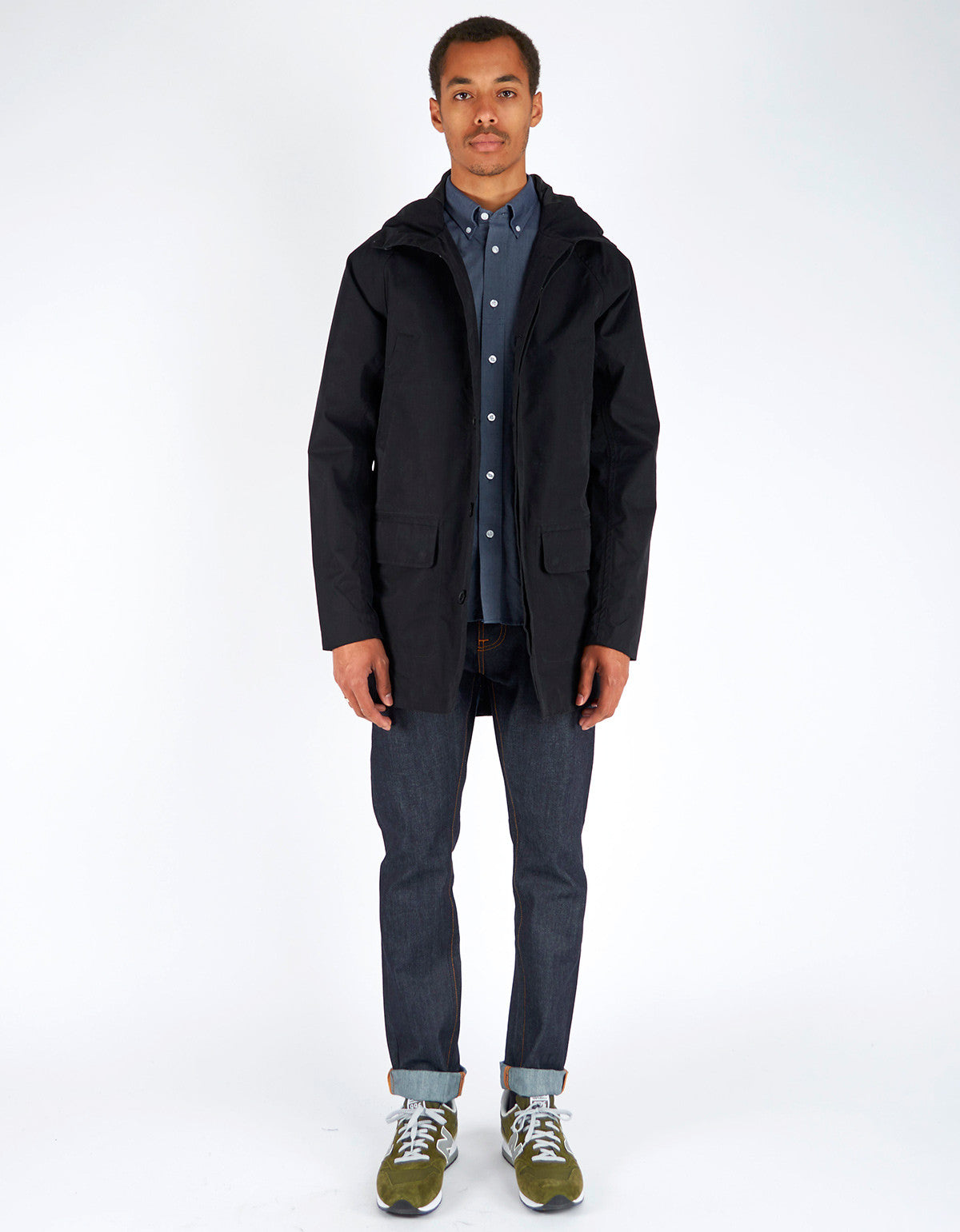 Baro Brockton Jacket Black - Still Life - 2