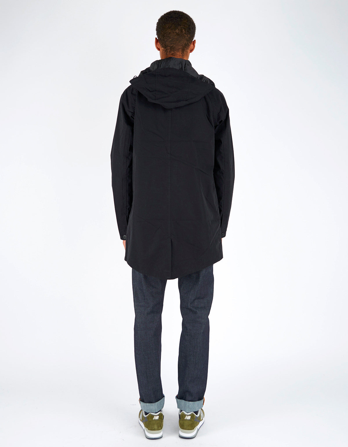 Baro Brockton Jacket Black - Still Life - 3