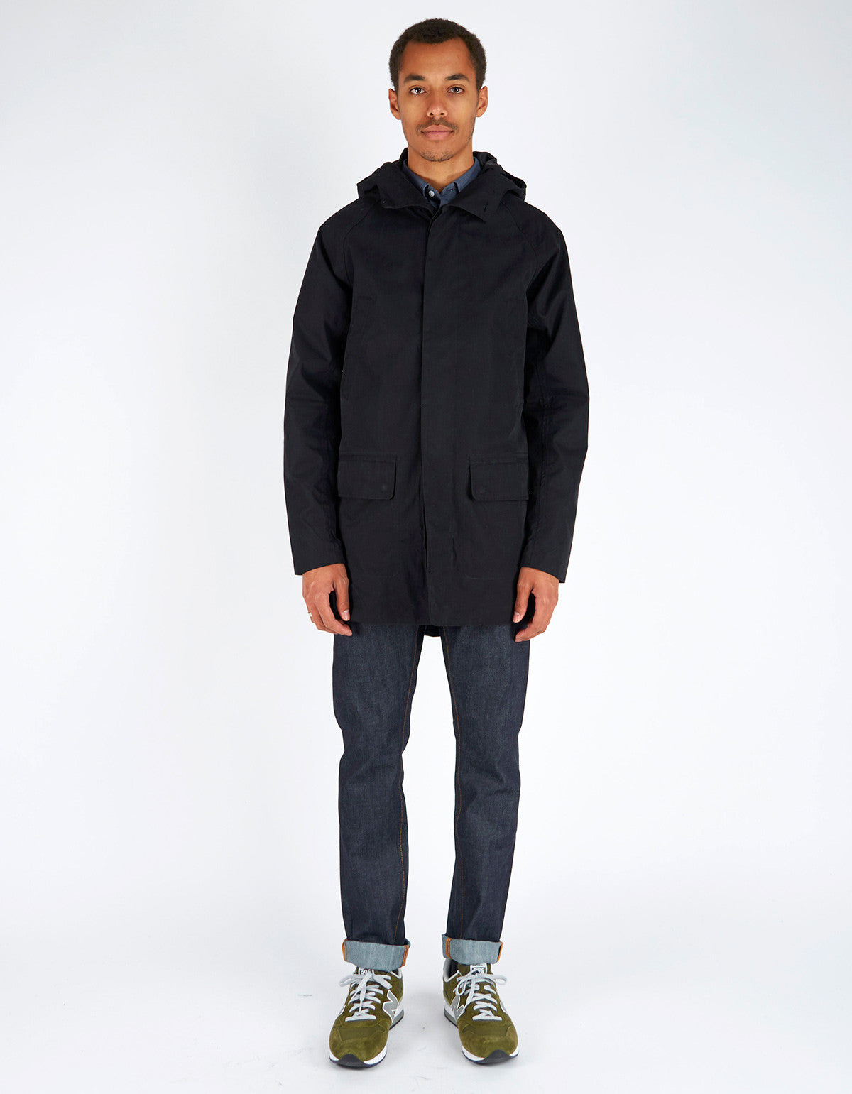 Baro Brockton Jacket Black