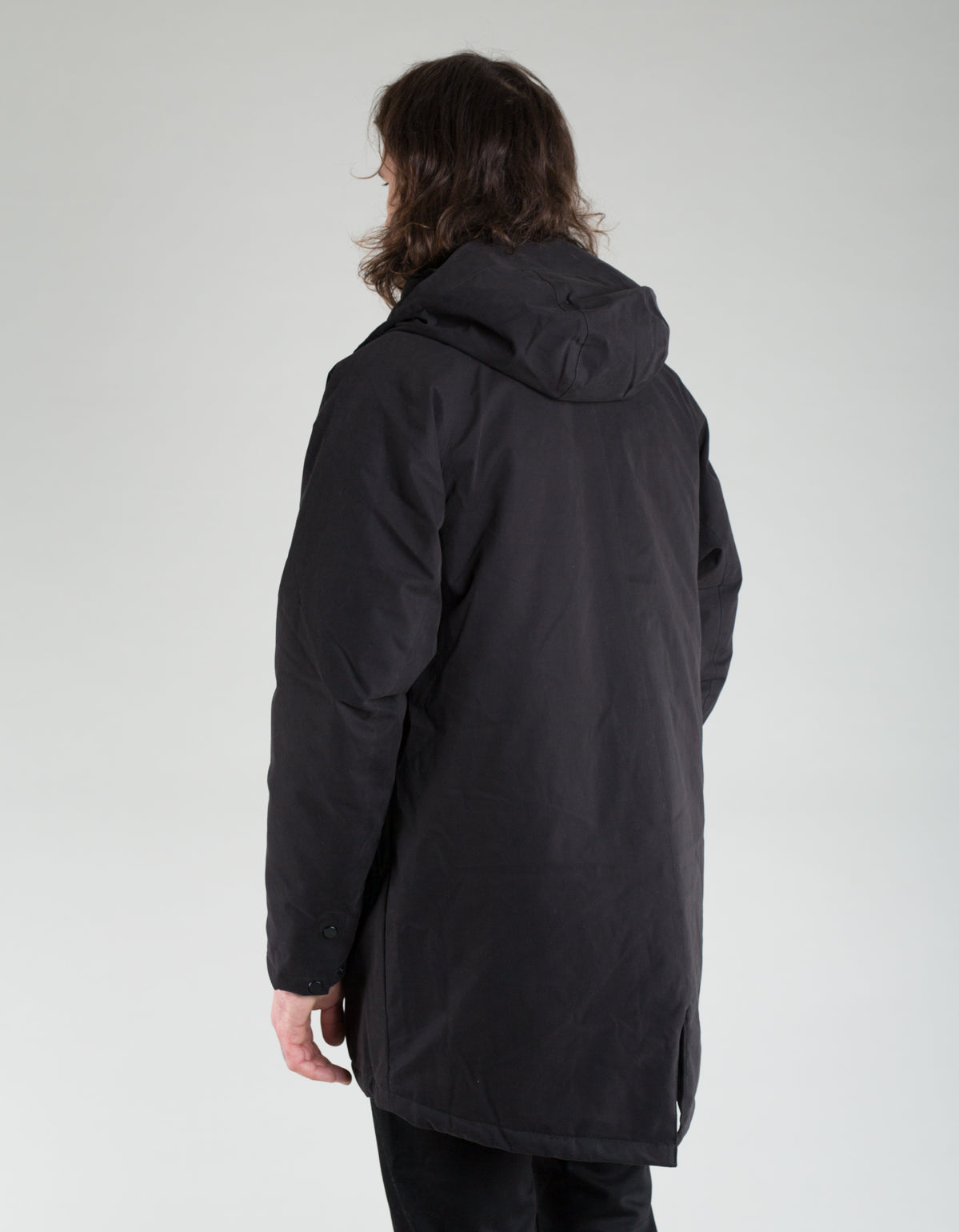 Baro Manning Jacket Black