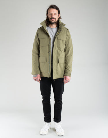 Baro Radar Jacket Loden Green