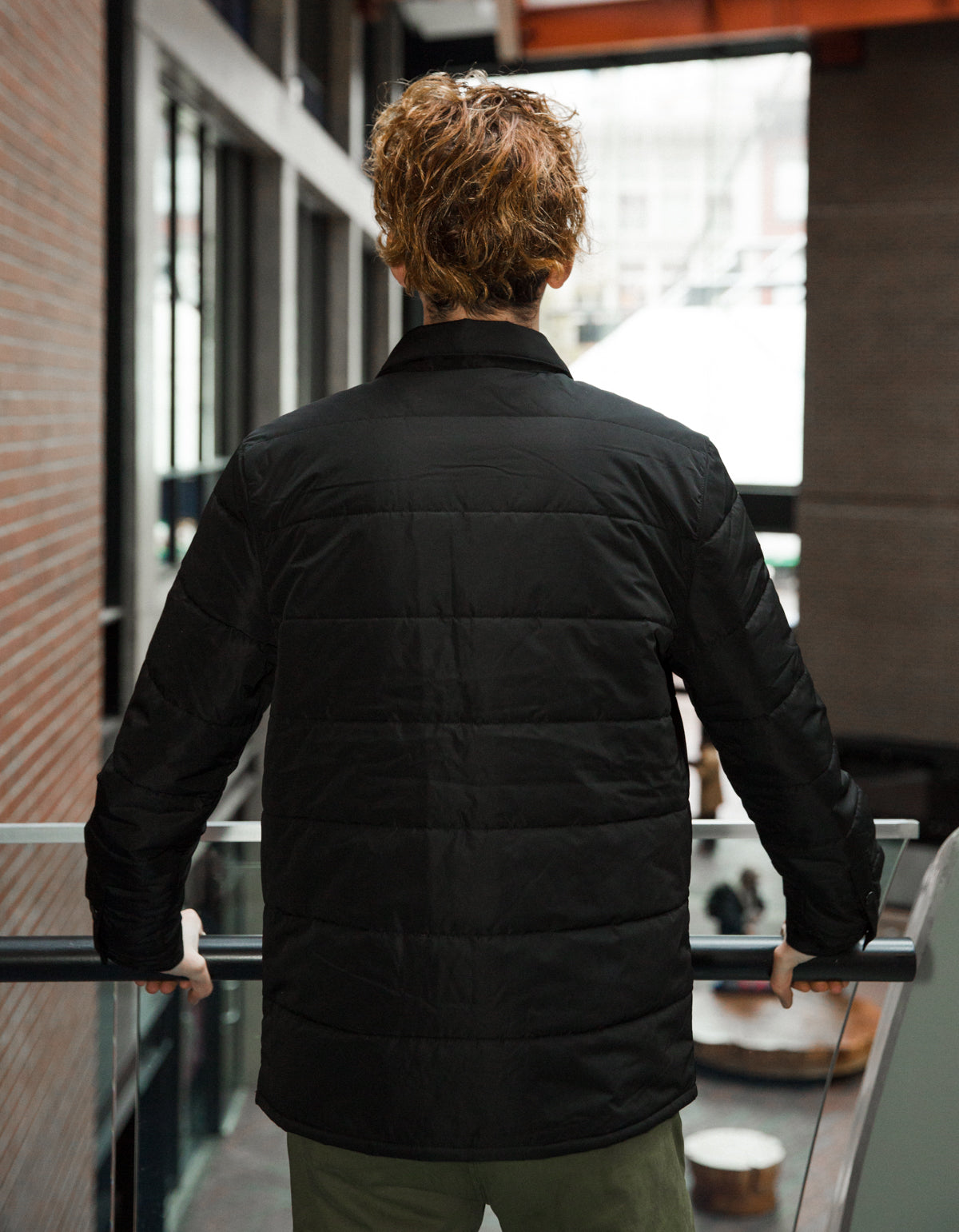 Baro Quarry Jacket Black