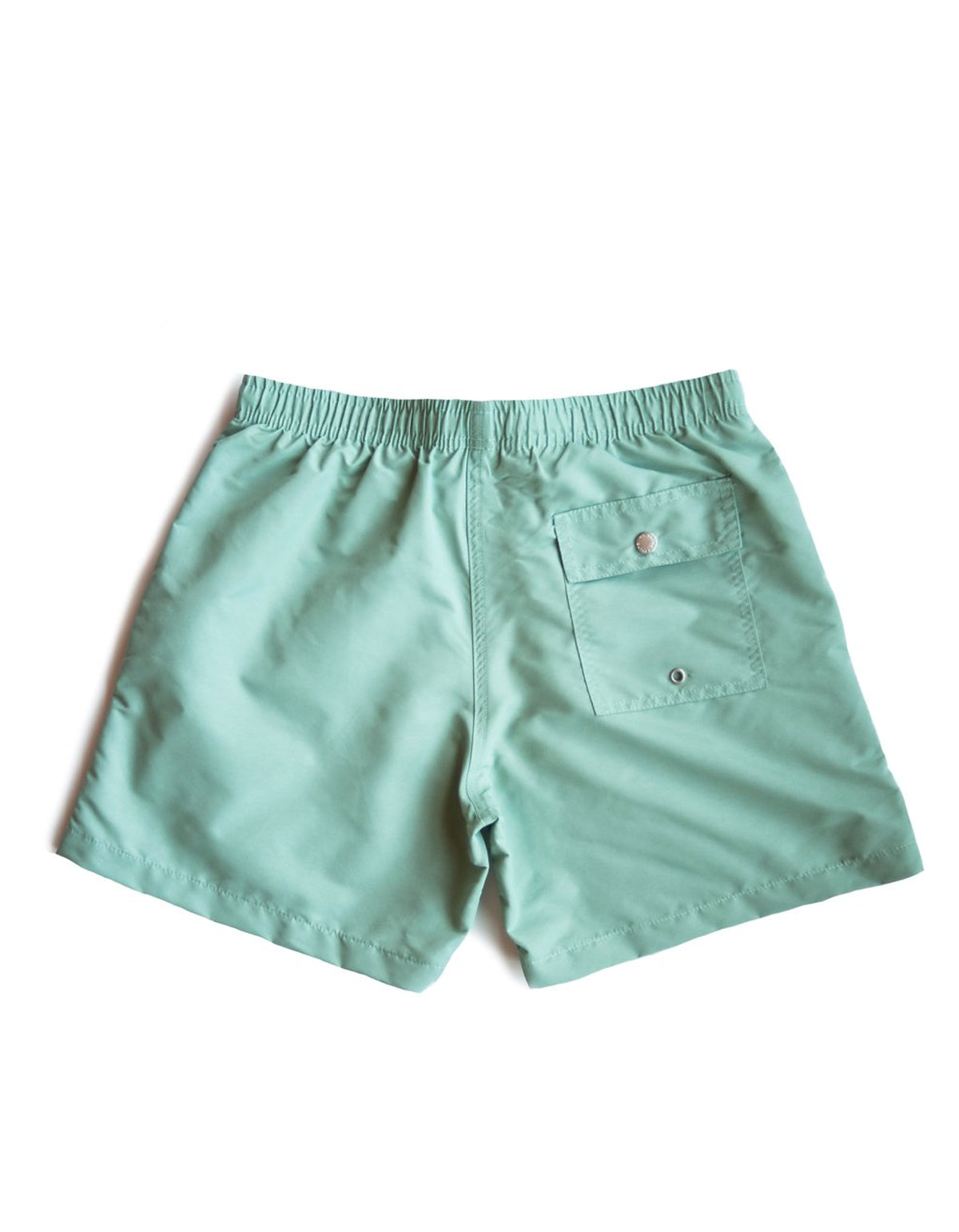 Bather Solid Trunk Seafoam