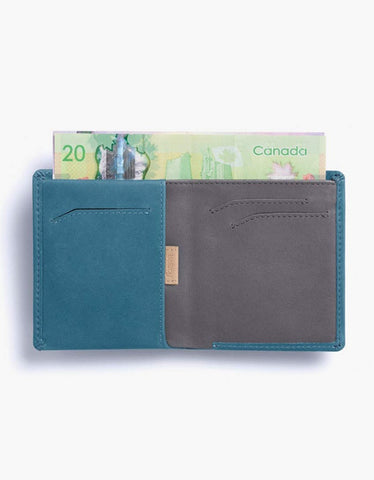 Bellroy Note Sleeve Wallet Arctic Blue