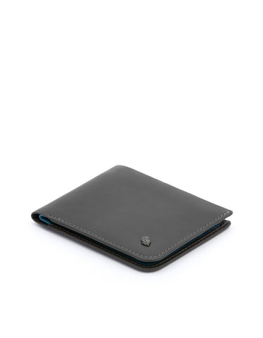 Bellroy Hide and Seek Wallet Charcoal Blue - Still Life - 2