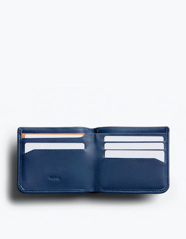 Bellroy Hide and Seek Wallet RFID Marine Blue