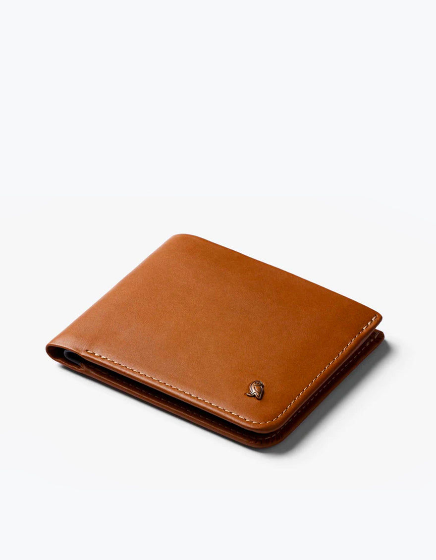 Bellroy Hide and Seek Wallet RFID Caramel