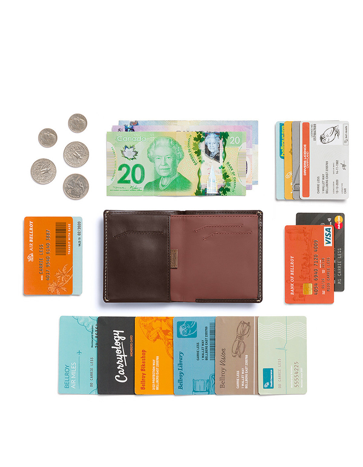 Bellroy Note Sleeve Wallet Java - Still Life - 4