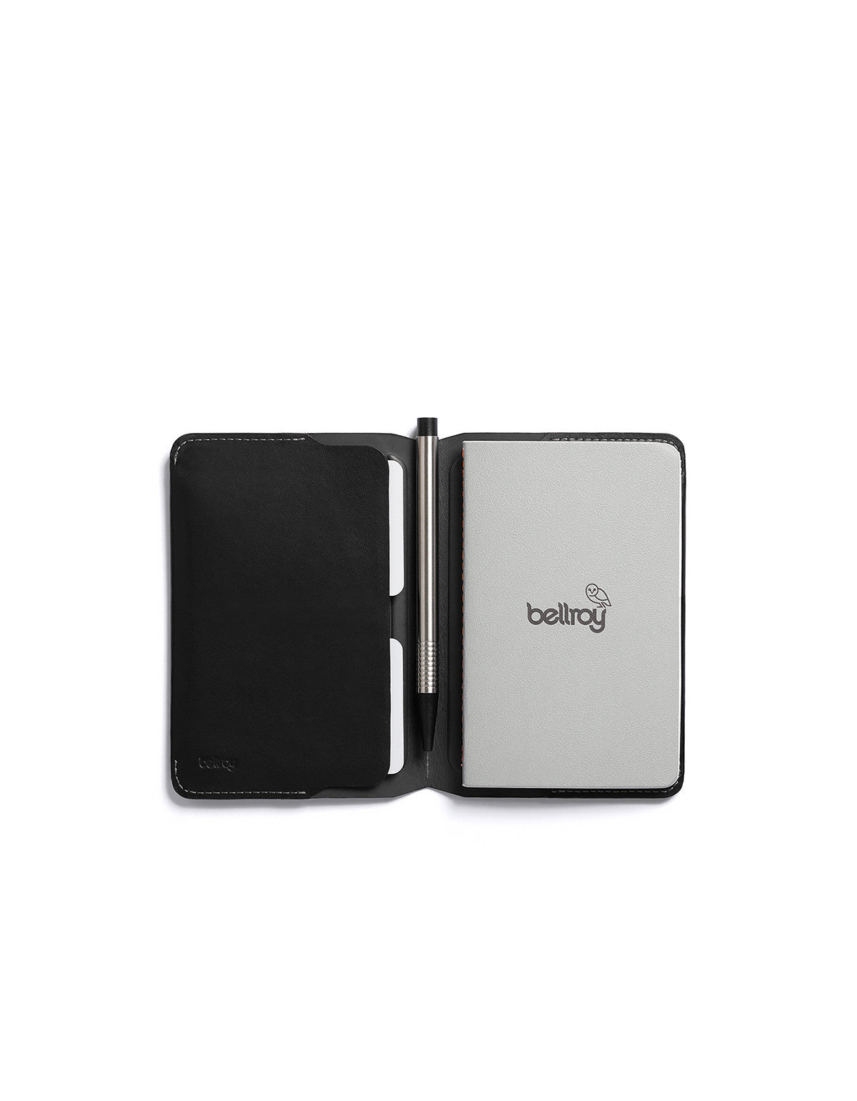 Bellroy Notebook Cover Black - Still Life - 2