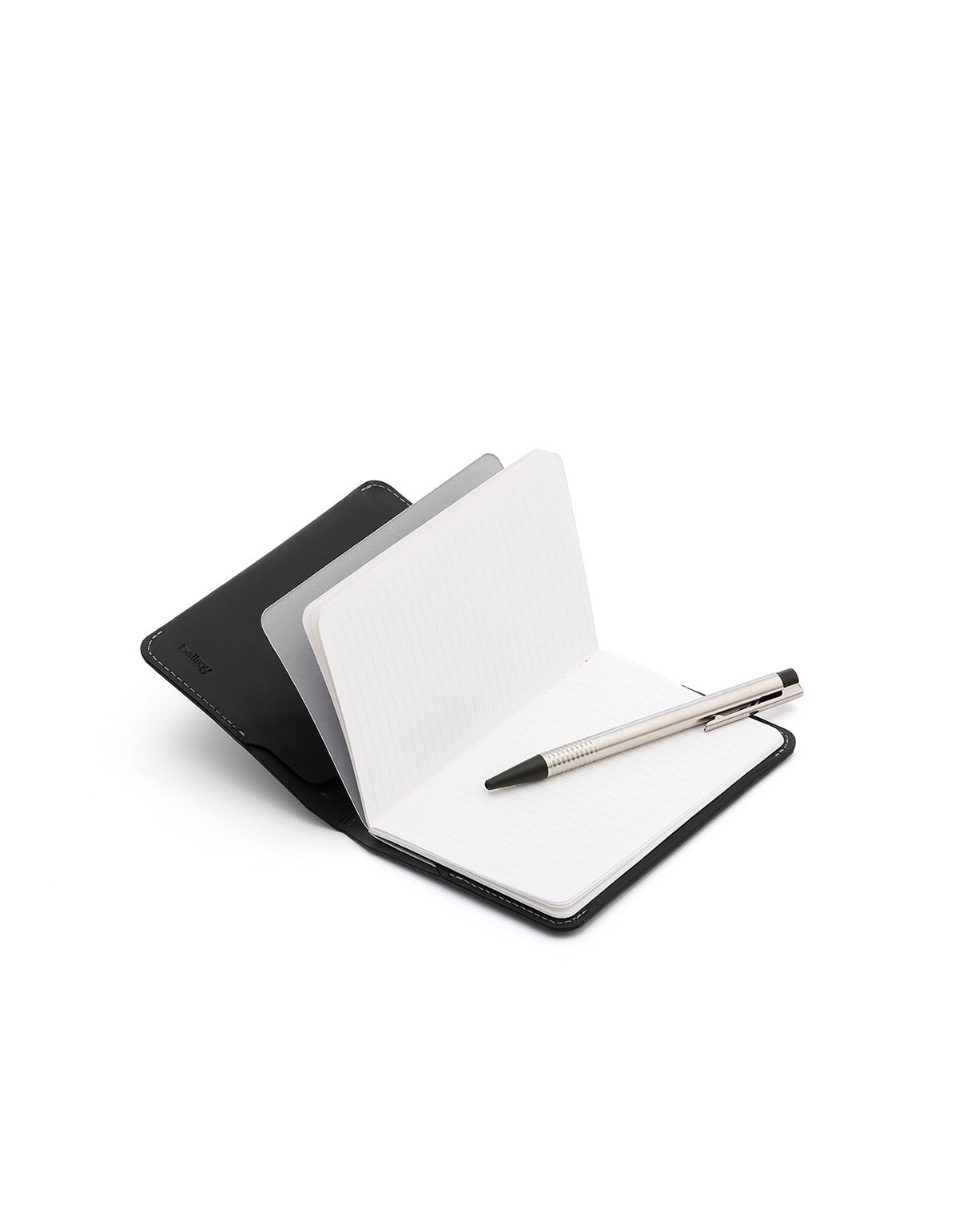 Bellroy Notebook Cover Black - Still Life - 3