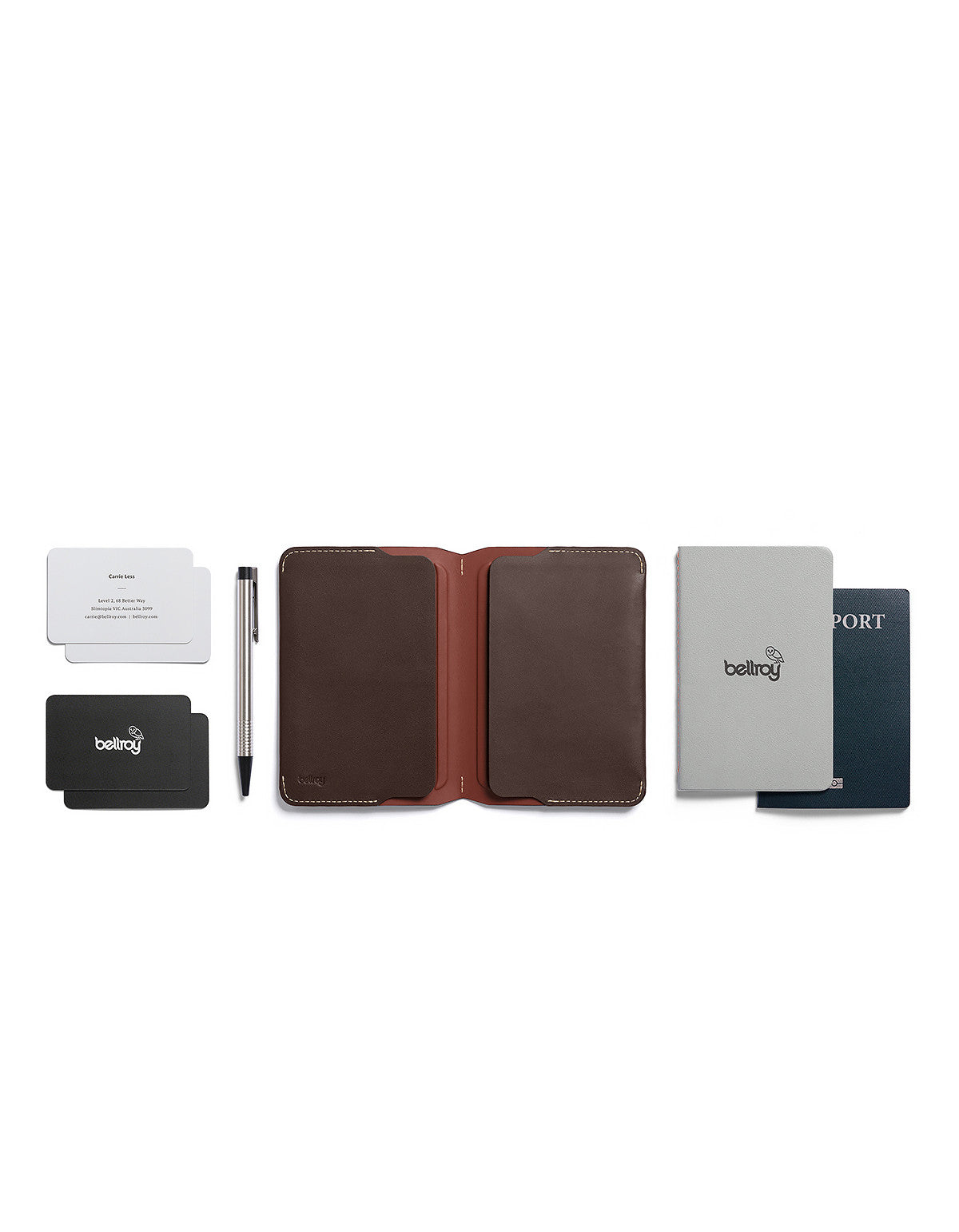 Bellroy Notebook Cover Java