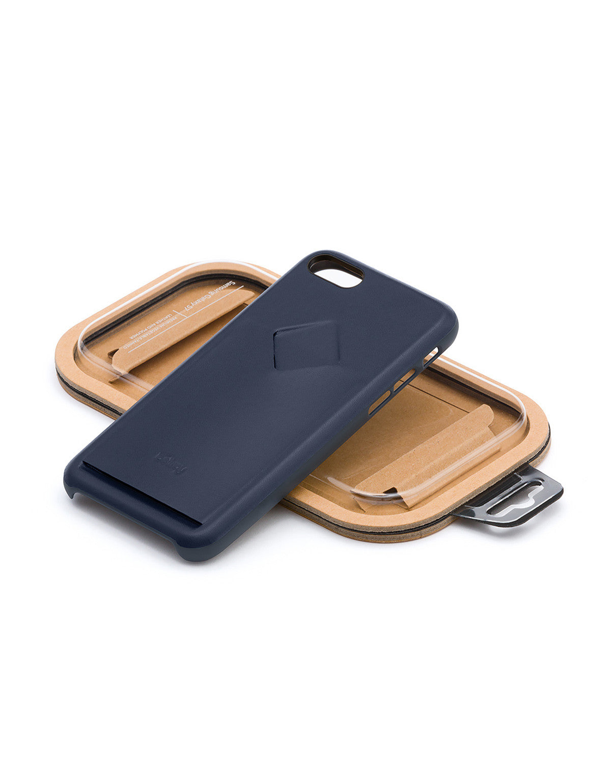 Bellroy Phone Case i7 1 Card Blue Steel - Still Life - 4