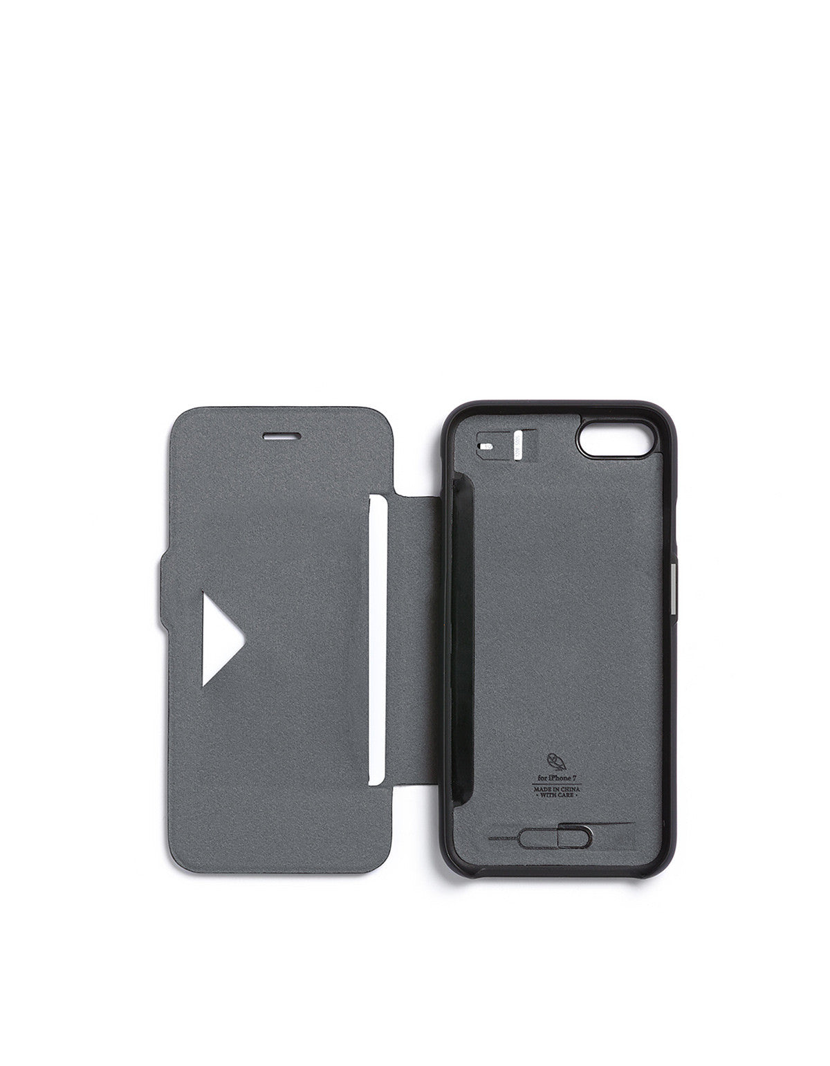 Bellroy Phone Wallet i7 Black - Still Life - 1