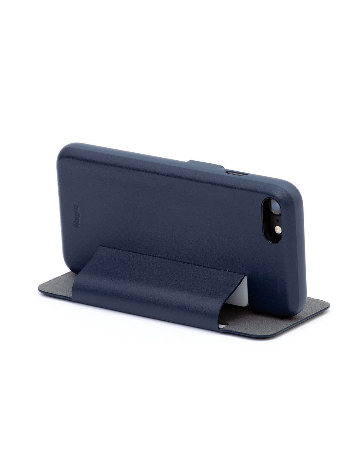 Bellroy Phone Wallet i7 Blue Steel - Still Life - 4