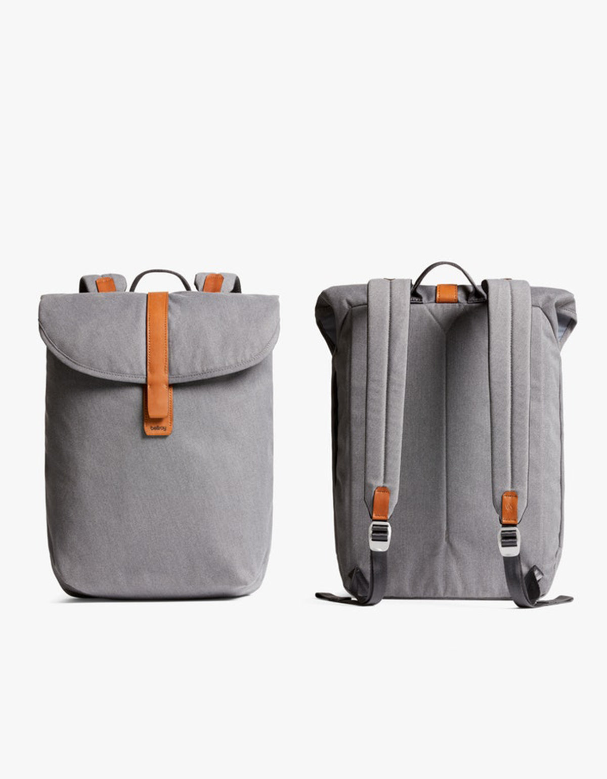 Bellroy Slim Backpack Mid Grey