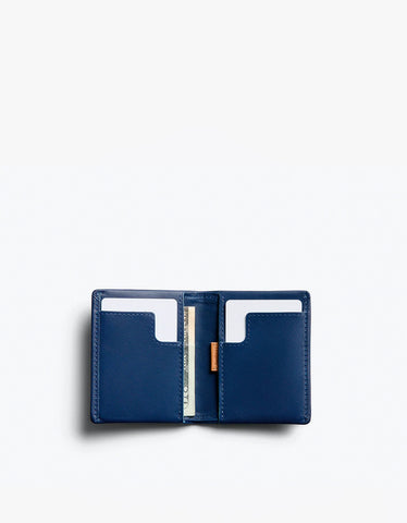 Bellroy Slim Sleeve Wallet Marine Blue
