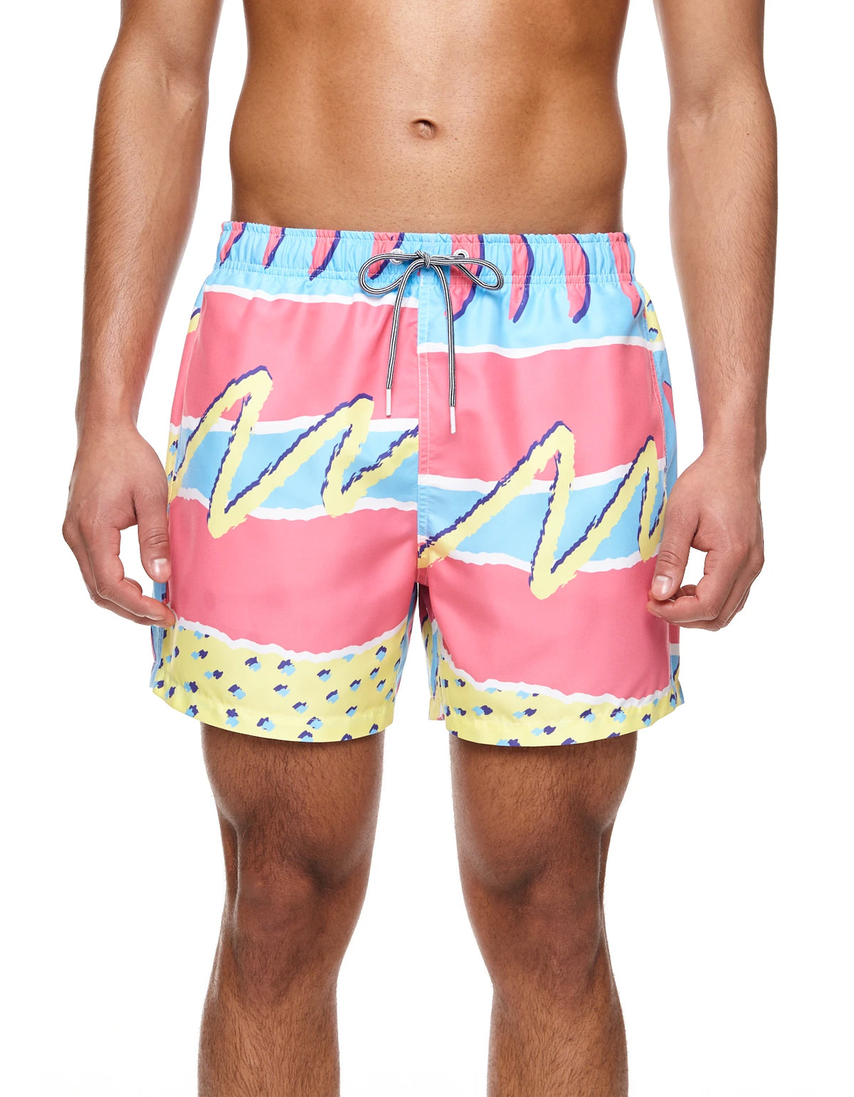 Boardies Mid Length Swim Shorts Fresh Prince
