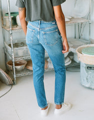 Boyish The Billy High Rise Skinny Jean Conversation