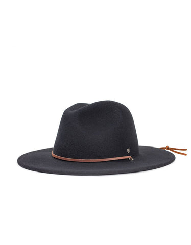Brixton Field Hat Black - Still Life