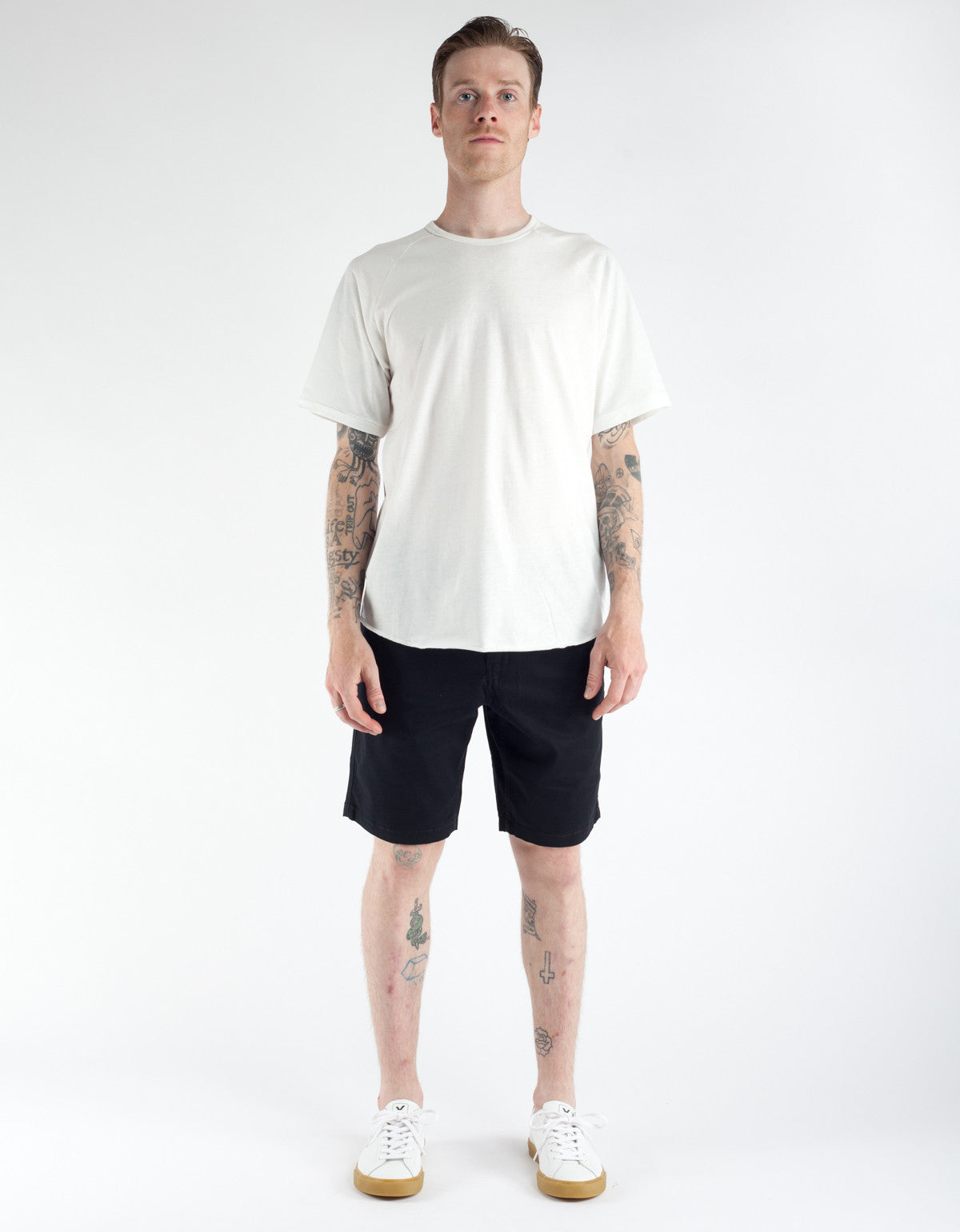 Brixton Murphy Chino Short Black