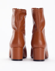 By Far Neva Boot Brown Leather