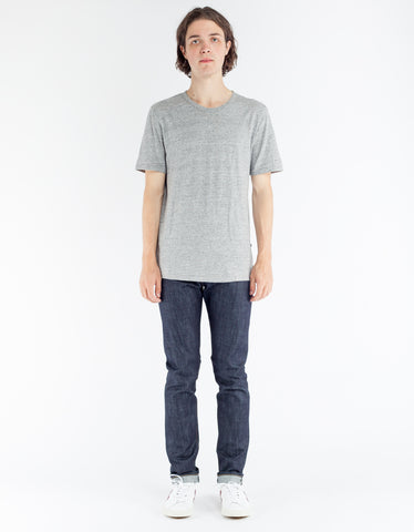 C.O.F. Studio M3 Regular Tapered Jean Unwashed Indigo