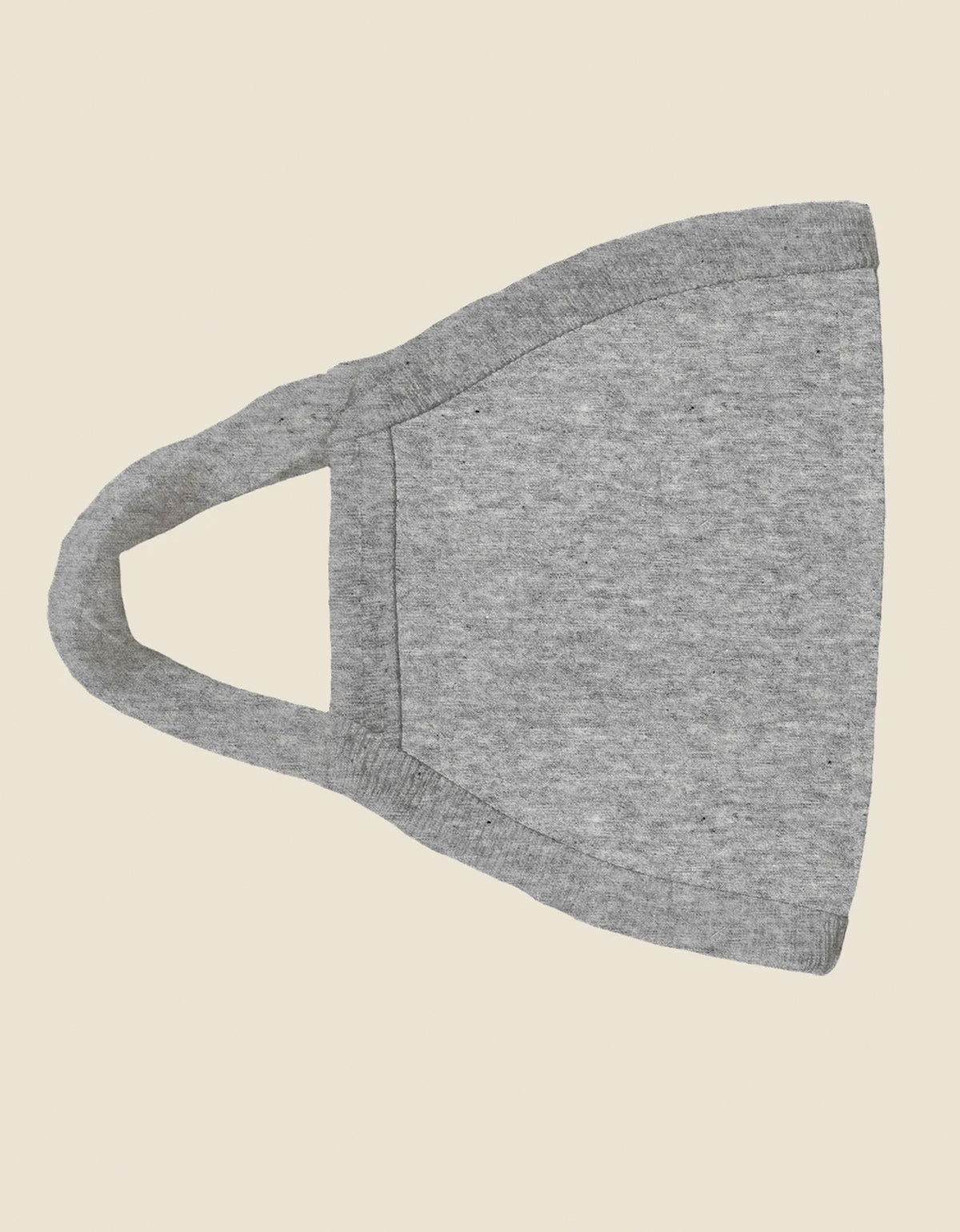 Camp Collection Adult Ear Loop Mask Grey