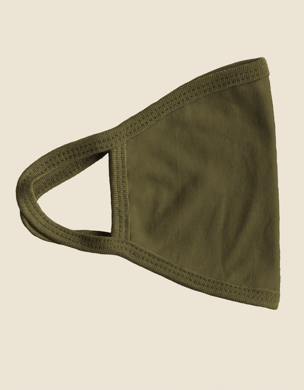 Camp Collection Adult Ear Loop Mask Olive