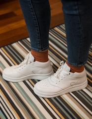 Camper Spin Runner Up Sneaker White
