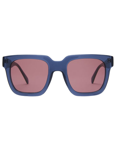 Carla Colour Jarvus Sunglasses Indigo