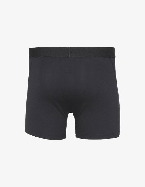 Colorful Standard Classic Organic Boxer Briefs in Deep Black