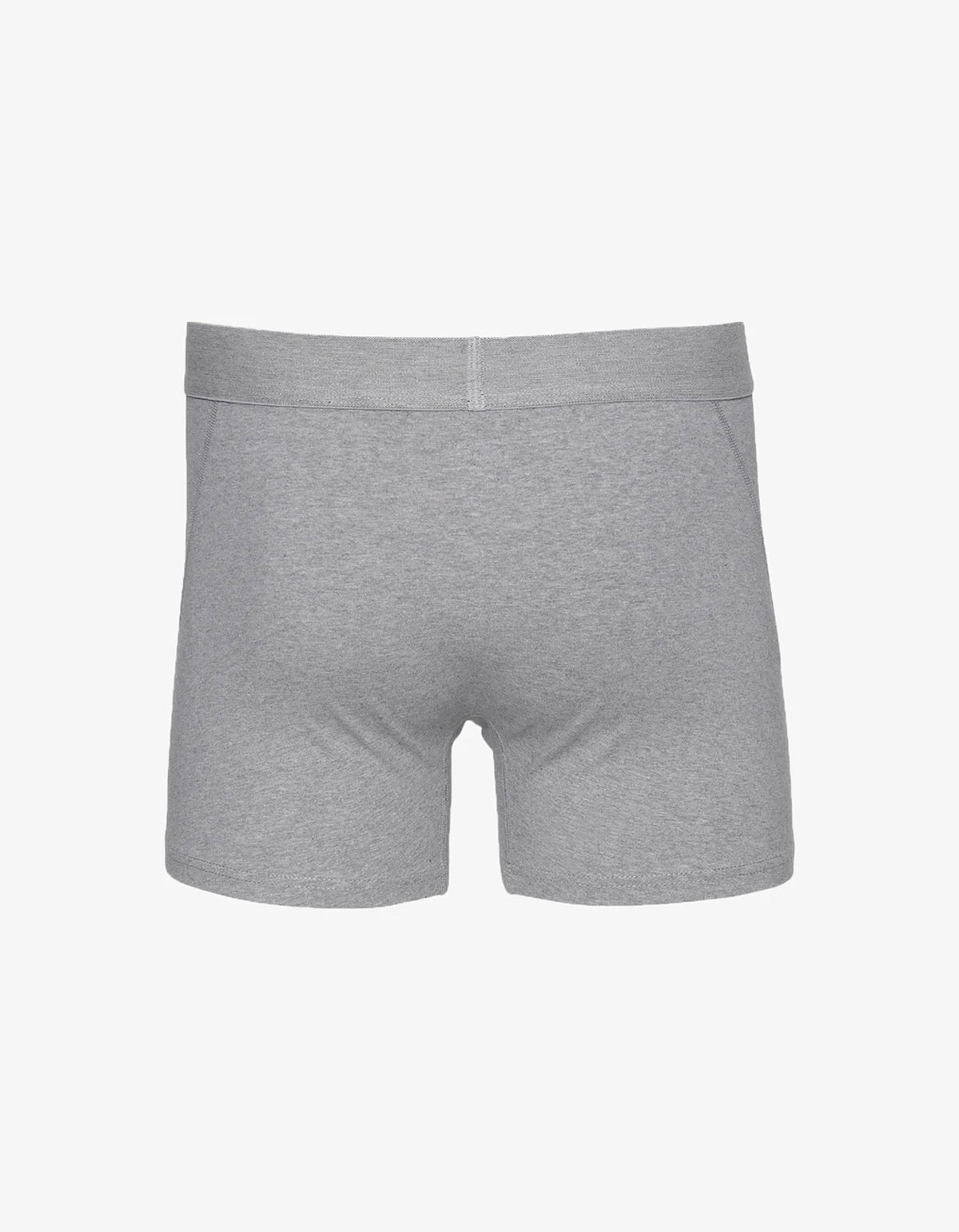 Colorful Standard Classic Organic Boxer Briefs in Heather Grey