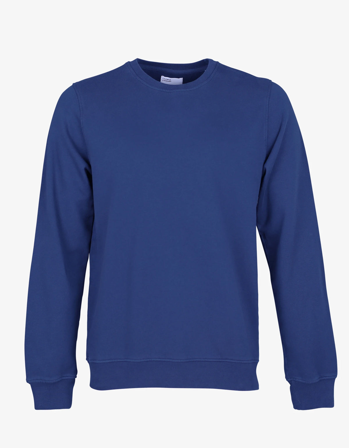 Colorful Standard Classic Organic Crew Sweatshirt Royal Blue