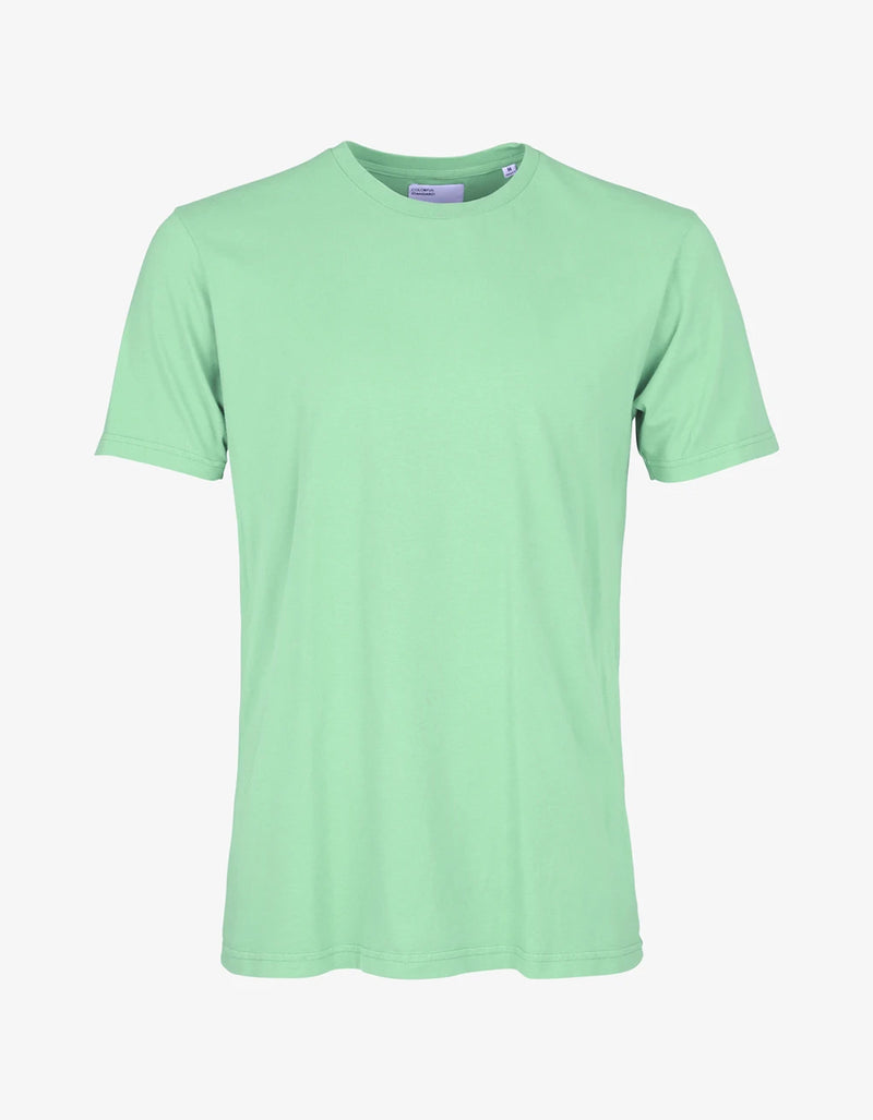 Colorful Standard Classic Organic Tee in Faded Mint