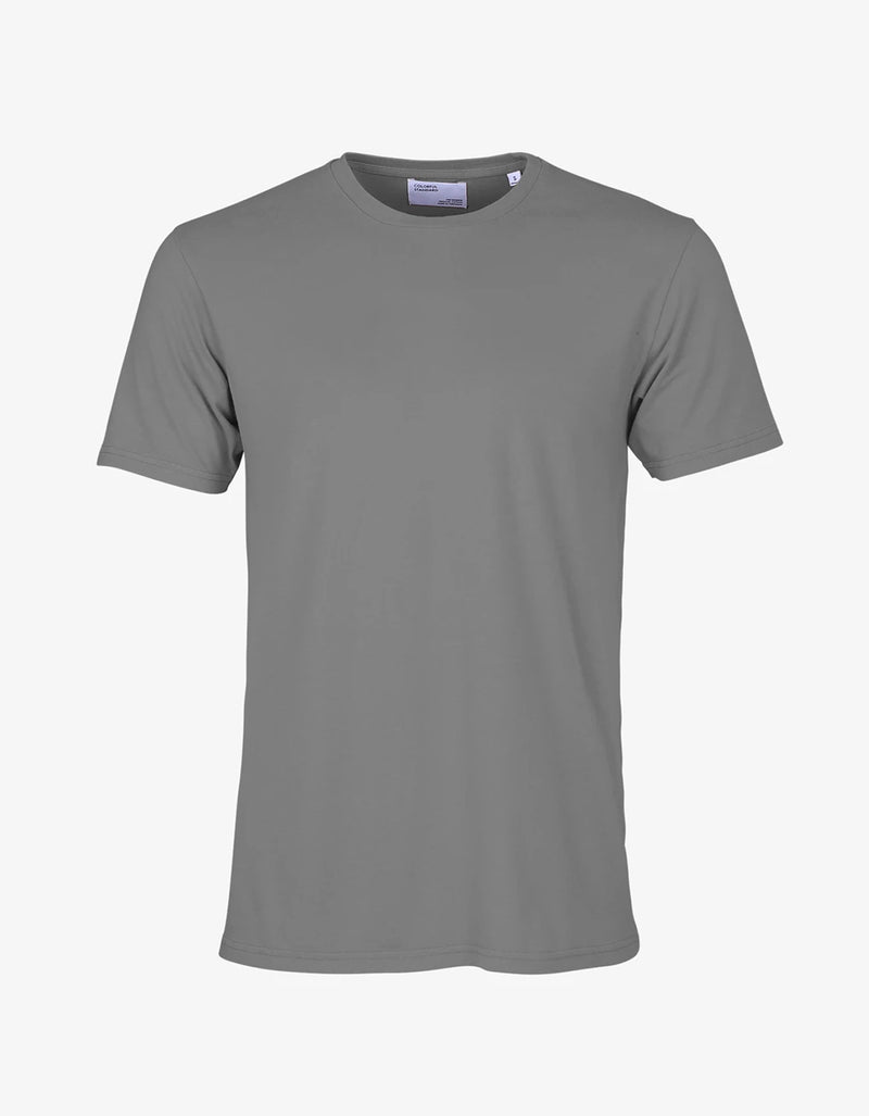 Colorful Standard Classic Organic Tee in Storm Grey