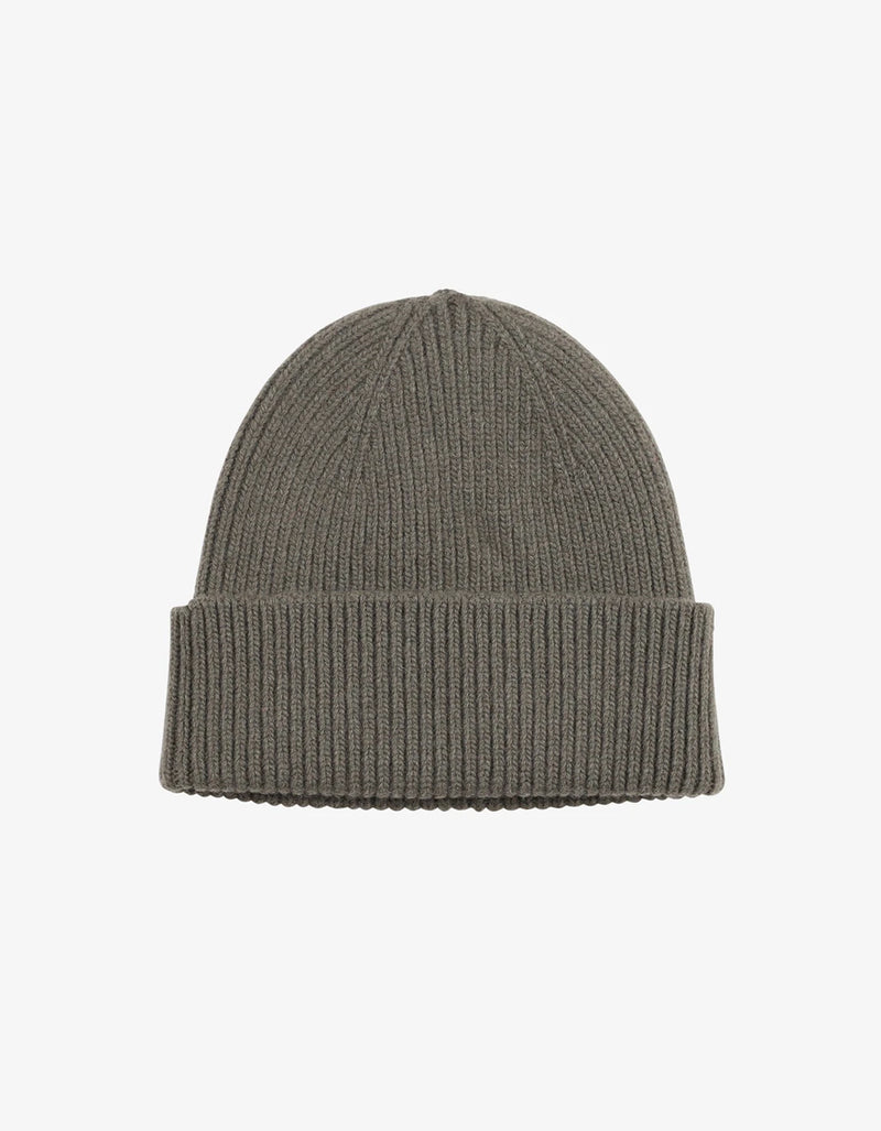 Colorful Standard Merino Wool Beanie Dusty Olive