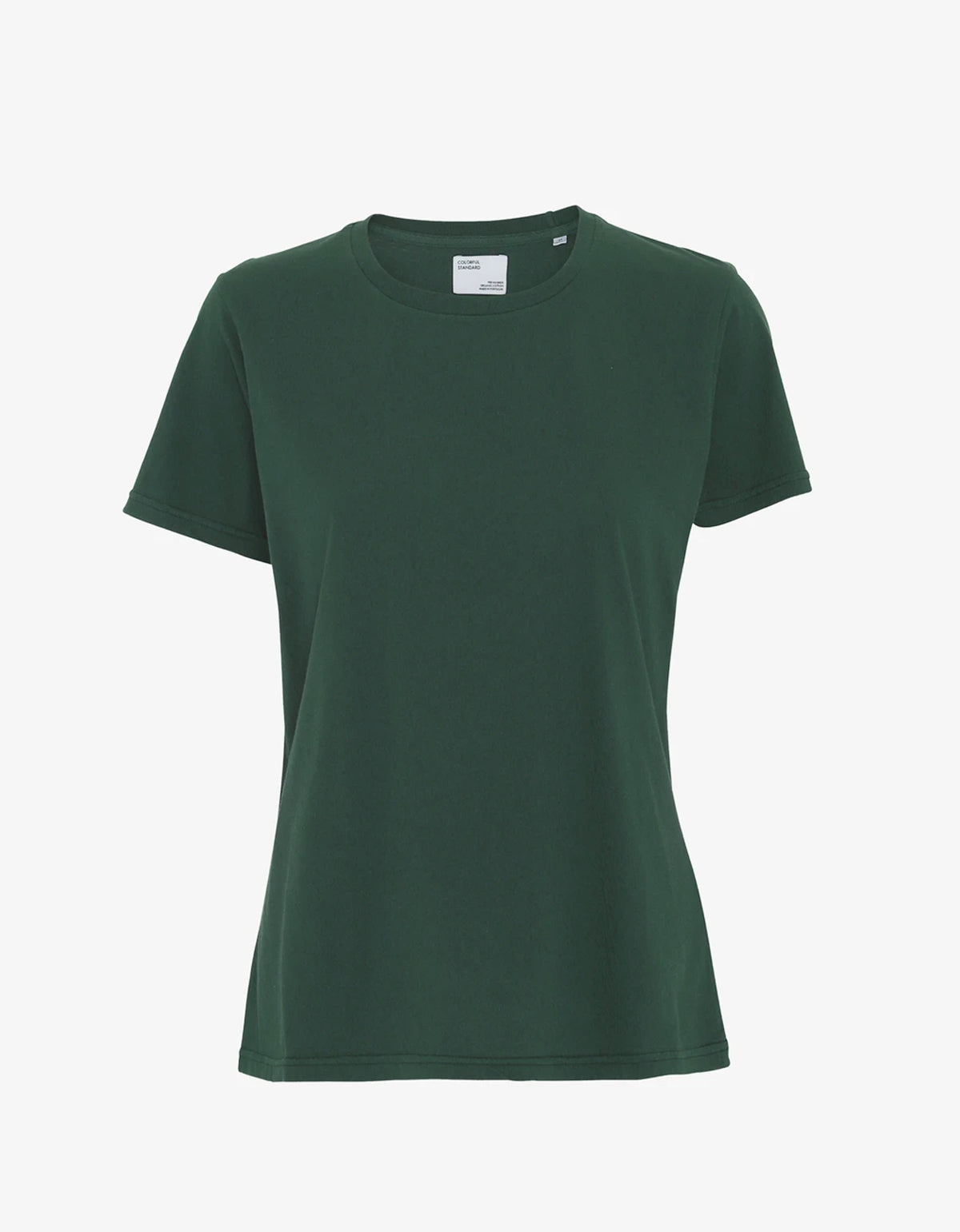 Colorful Standard Women Light Organic Tee Emerald Green