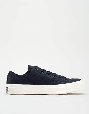 Converse Men's Chuck 70 Low Top Black Egret Egret