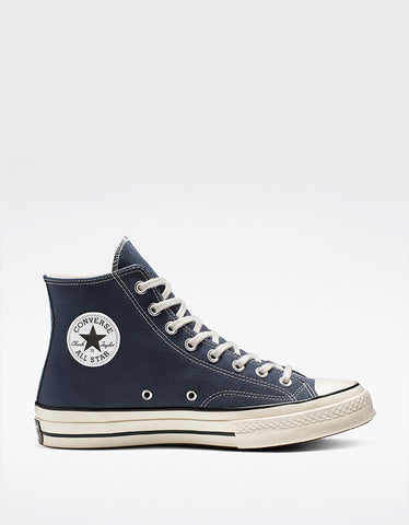Converse Women's Chuck 70 High Top Obsidian Egret Black