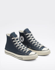 Converse Men's Chuck 70 High Top Obsidian Egret Black