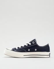 Converse Men's Chuck 70 Low Top Black Egret White