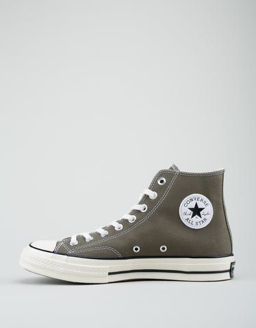 Converse Men's Chuck 70 High Top Field Surplus Black Egret