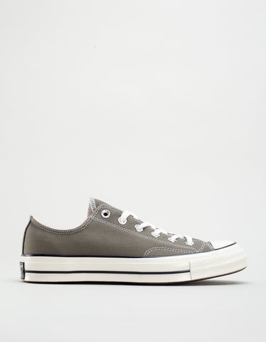 Converse Men's Chuck 70 Low Top Field Surplus Black Egret
