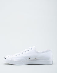 Converse Women's Jack Purcell Classic Low Top White