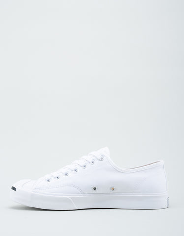Converse Men's Jack Purcell Classic Low Top White