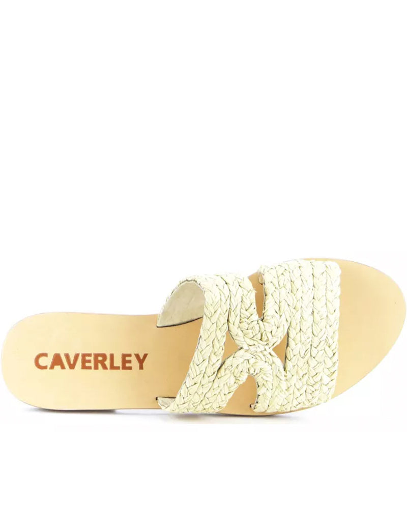 Caverley Cooper Slide in Natural