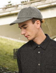 Corridor Wool Cap Grey